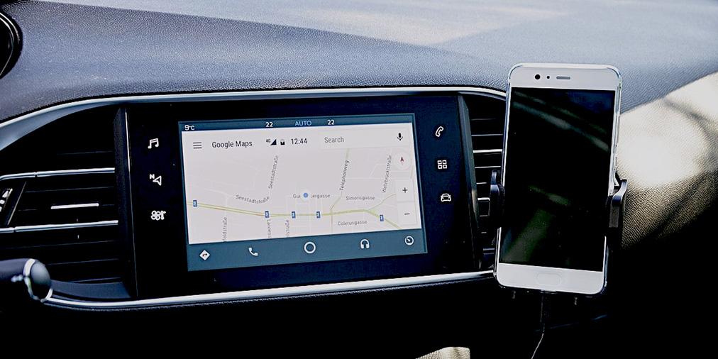 Autoradio MIrrorlink sous Android