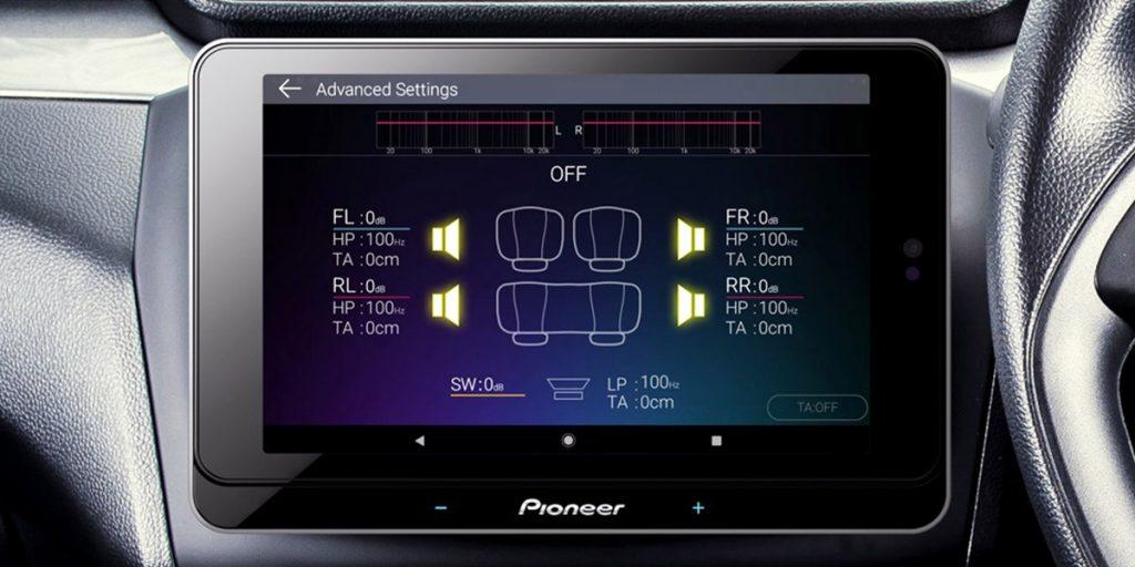 Autoradio Pioneer 2 DIN