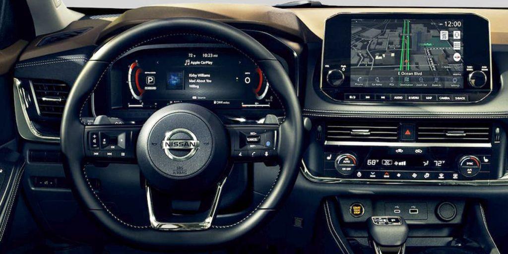 Autoradio 2 DIN Nissan