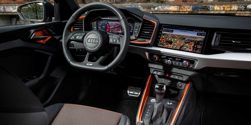 Puissance Android Audi A1