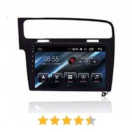 Autoradio Android – GPS pour Volkswagen Golf 7