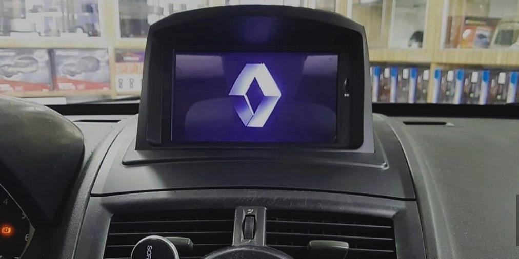 Autoradio Renault Megane